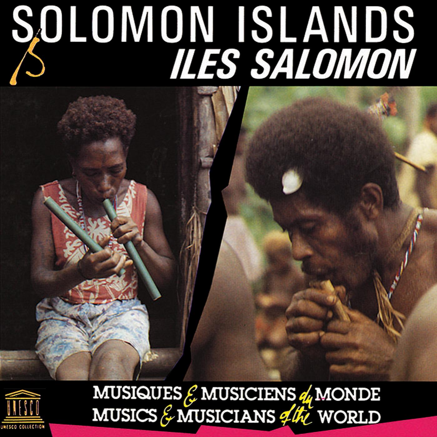 Solomon Islands: Fataleka and Baegu Music from Malaita