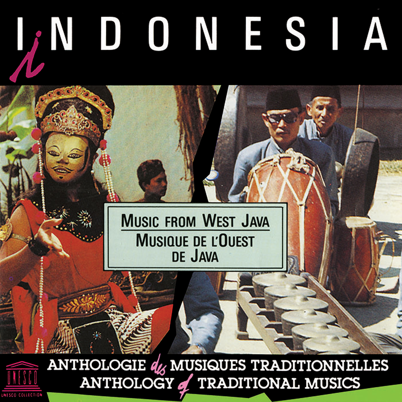Opening Song Indonesian Vers Cover By: Indonesia: Music From West Java