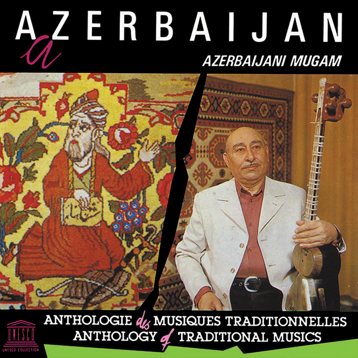 Azerbaijan Azerbaijani Mugam Smithsonian Folkways Recordings