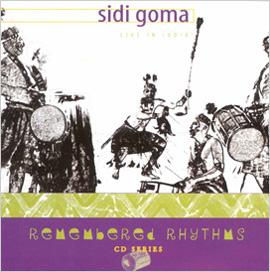 Sidi Goma in concert