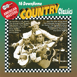 16 Down Home Country Classics