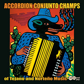 Accordion Conjunto Champs of Tejano and Norteño Music
