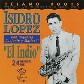 El Indio: 24 Original Hits