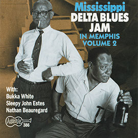 Mississippi Delta Blues Jam In Memphis, Vol. 2