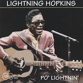Po' Lightnin' (CD Edition)
