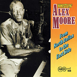 Whistling Alex Moore's Blues