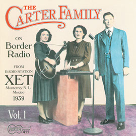 On Border Radio - 1939: Vol. 1