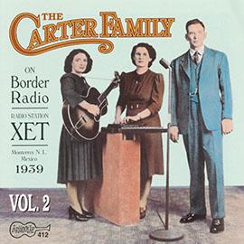 On Border Radio - 1939: Vol. 2