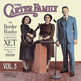On Border Radio - 1939: Vol. 3