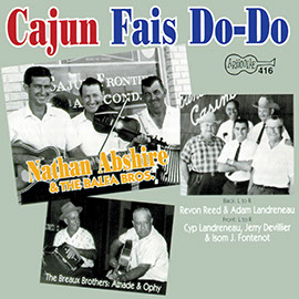 Cajun Fais Do-Do (CD edition)