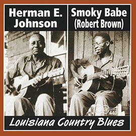 Louisiana Country Blues
