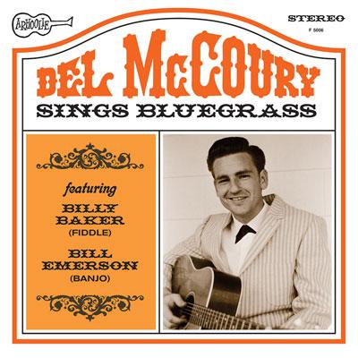 Del McCoury Sings Bluegrass