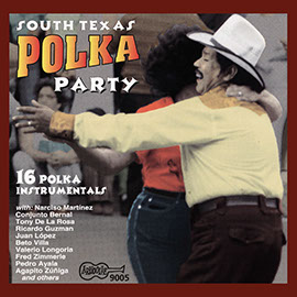 South Texas Polka Party: 16 Polka Instrumentals