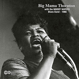 Big Mama Thornton with the Muddy Waters Blues Band