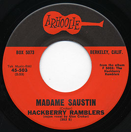 Madame Saustin / Turtle Tail