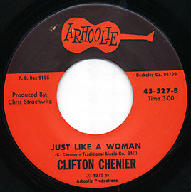 Just Like A Woman / You're Fussin' Too Much