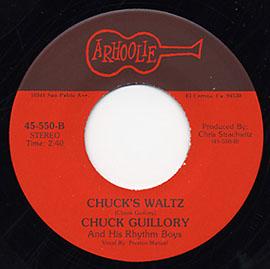 Jole Blonde / Chuck's Waltz