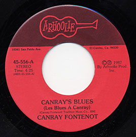 Canray's Blues / His Folks Don't Want to See Him No More