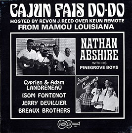 Cajun Fais Do-Do (LP edition)