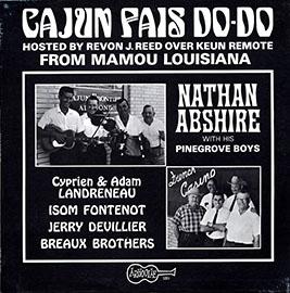 Cajun Fais Do-Do: Hosted by Revon J. Reed Over Keun Remote from Mamou, Louisiana
