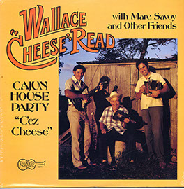"Cajun House Party ""C'ez Cheese"""