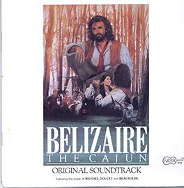 Belizaire The Cajun (Soundtrack)