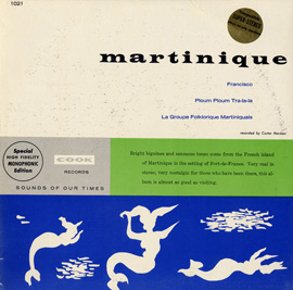 Un Ti Bo and other pleasures from Martinique