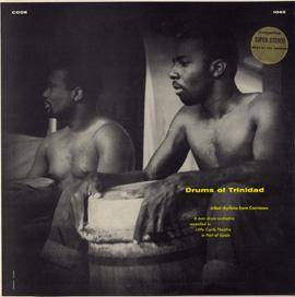 Drums of Trinidad