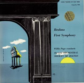 Brahms First Symphony