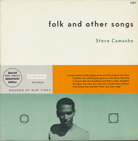Folk and Other Songs