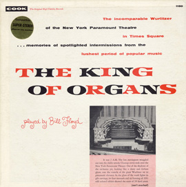 The King of Organs