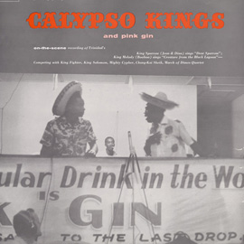 Calypso Kings and Pink Gin