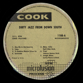 Dirty Jazz From Down South