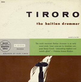 Tiroro – The Haitian Drummer