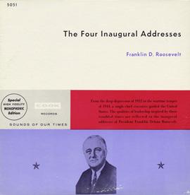 Four Inaugural Addresses