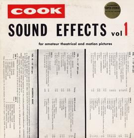 Sound Effects, Vol. 1