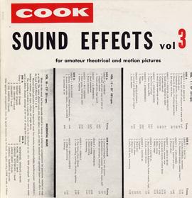 Sound Effects, Vol. 3