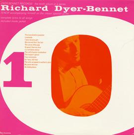 Richard Dyer-Bennet, Vol. 10
