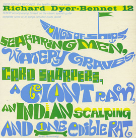 Richard Dyer-Bennet, Vol. 12