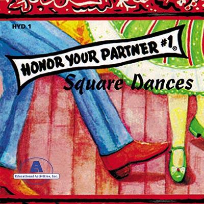 Honor Your Partner, Vol. 1: Square Dances
