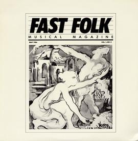 Fast Folk Musical Magazine (Vol. 1, No. 5)