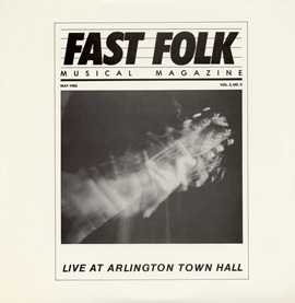 Fast Folk Musical Magazine (Vol. 2, No. 5) Live at Arlington Town Hall