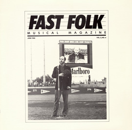 Fast Folk Musical Magazine (Vol. 2, No. 6)