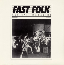 Fast Folk Musical Magazine (Vol. 2, No. 8)