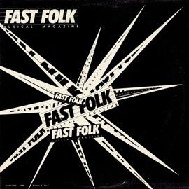 Fast Folk Musical Magazine (Vol. 3, No. 1)