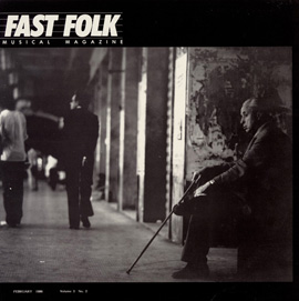 Fast Folk Musical Magazine (Vol. 3, No. 2)