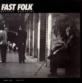 Fast Folk Musical Magazine (Vol. 3, No. 2)