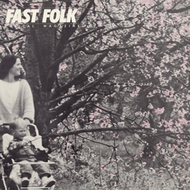 Fast Folk Musical Magazine (Vol. 3, No. 3)