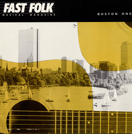 Fast Folk Musical Magazine (Vol. 3, No. 4) Boston One