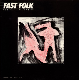 Fast Folk Musical Magazine (Vol. 3, No. 10)